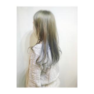 外国人風 ナチュラル ロング 大人かわいい ヘアスタイルや髪型の写真・画像