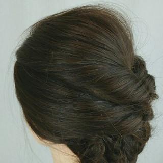 石田 千春さんのヘアスナップ