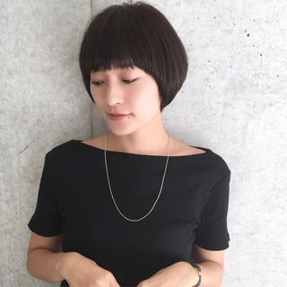 デート 女子会 ナチュラル 透明感 ヘアスタイルや髪型の写真・画像