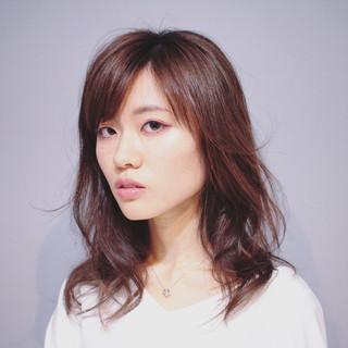 大人女子 ゆるふわ かっこいい フェミニン ヘアスタイルや髪型の写真・画像