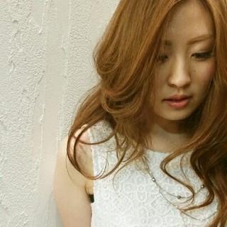北野和美さんのヘアスナップ