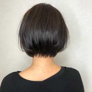 ショートボブ ハンサムショート ショート マッシュショート ヘアスタイルや髪型の写真・画像 ヘアスタイルや髪型の写真・画像