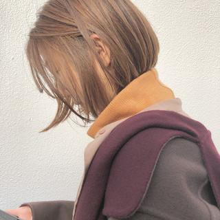 ショートボブ ショートヘア ミニボブ ボブ ヘアスタイルや髪型の写真・画像