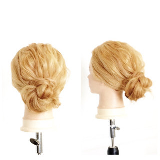 外国人風 くせ毛風 ショート セミロング ヘアスタイルや髪型の写真・画像