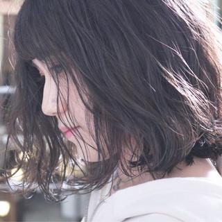 大人かわいい ナチュラル ゆるふわ 透明感 ヘアスタイルや髪型の写真・画像