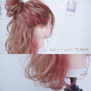 簡単ヘアアレンジ ショート ガーリー ボブ ヘアスタイルや髪型の写真・画像 ヘアスタイルや髪型の写真・画像