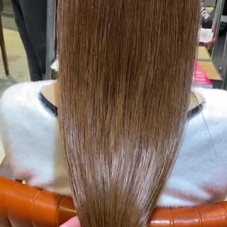 大人女子 ロング 大人ロング 透明感 ヘアスタイルや髪型の写真・画像