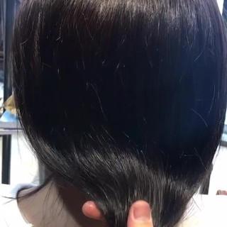 ミルクティーブラウン 秋ブラウン 秋冬スタイル 透明感カラー ヘアスタイルや髪型の写真・画像