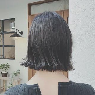 フェミニン オフィス デート ショート ヘアスタイルや髪型の写真・画像