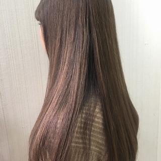大人かわいい 渋谷系 抜け感 セミロング ヘアスタイルや髪型の写真・画像 ヘアスタイルや髪型の写真・画像