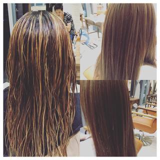 カーキ アッシュ ベージュ 大人かわいい ヘアスタイルや髪型の写真・画像