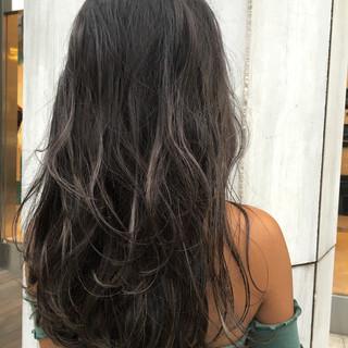 ストリート ハイライト ハロウィン アッシュ ヘアスタイルや髪型の写真・画像