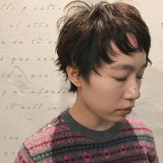 ゆるふわ パーマ ガーリー リラックス ヘアスタイルや髪型の写真・画像