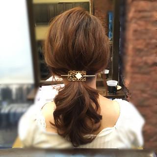 波ウェーブ セルフヘアアレンジ ショート ミディアム ヘアスタイルや髪型の写真・画像 ヘアスタイルや髪型の写真・画像