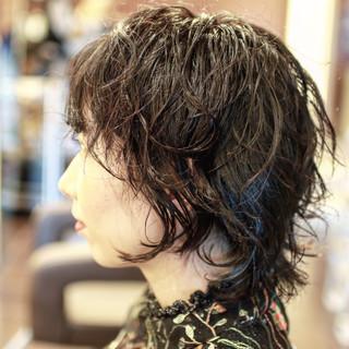 アウトドア 結婚式 黒髪 ヘアアレンジ ヘアスタイルや髪型の写真・画像