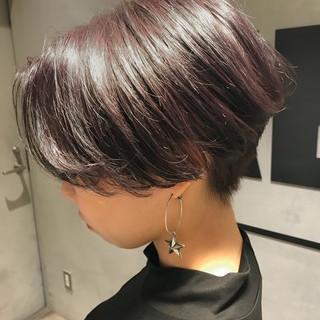 女子力 センター分け ボブ センターパート ヘアスタイルや髪型の写真・画像