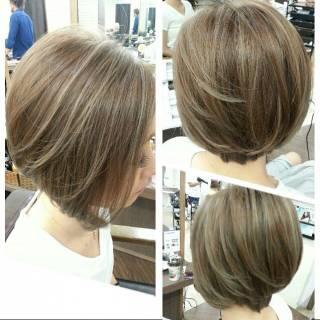 ショート かっこいい 大人女子 ストリート ヘアスタイルや髪型の写真・画像