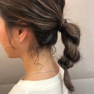 オフィス 成人式 デート ヘアアレンジ ヘアスタイルや髪型の写真・画像 ヘアスタイルや髪型の写真・画像
