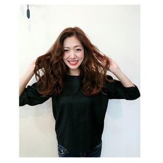 セミロング ヘアアレンジ ふわふわ 大人女子 ヘアスタイルや髪型の写真・画像