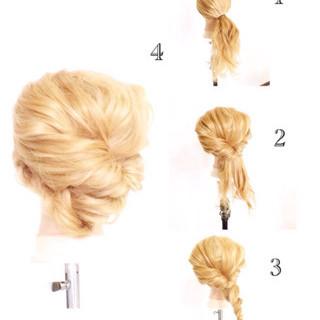 グラデーションカラー くせ毛風 ショート ハイライト ヘアスタイルや髪型の写真・画像