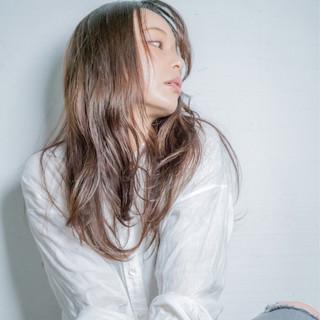 パーマ ウェーブ デジタルパーマ ゆるふわパーマ ヘアスタイルや髪型の写真・画像