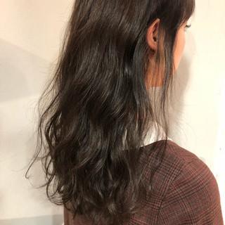 冬 クリスマス デート ガーリー ヘアスタイルや髪型の写真・画像