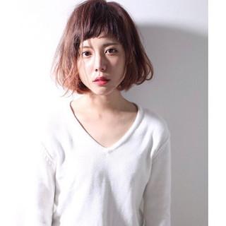 宮田 有咲さんのヘアスナップ