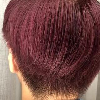 アウトドア グラデーションカラー スポーツ ストリート ヘアスタイルや髪型の写真・画像 ヘアスタイルや髪型の写真・画像