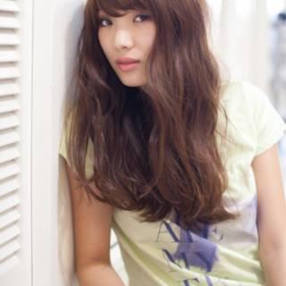 フェミニン 大人女子 かっこいい ナチュラル ヘアスタイルや髪型の写真・画像