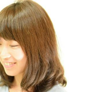 ゆるふわ ガーリー ナチュラル かわいい ヘアスタイルや髪型の写真・画像