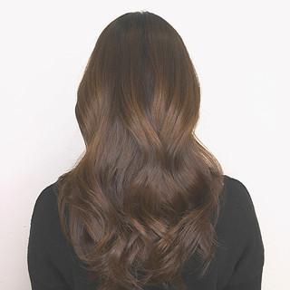 オフィス コンサバ 艶髪 レイヤーカット ヘアスタイルや髪型の写真・画像
