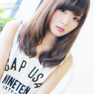 外国人風カラー アッシュ 暗髪 ストリート ヘアスタイルや髪型の写真・画像