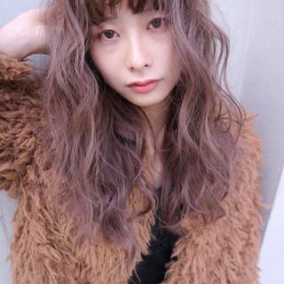 ハイトーン 大人女子 こなれ感 小顔 ヘアスタイルや髪型の写真・画像