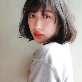 ナチュラル  大人女子 抜け感 ヘアスタイルや髪型の写真・画像