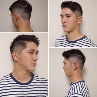 ショート メンズショート ツーブロック メンズヘア ヘアスタイルや髪型の写真・画像