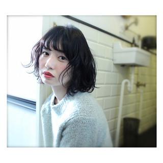 大人女子 大人かわいい こなれ感 ナチュラル ヘアスタイルや髪型の写真・画像