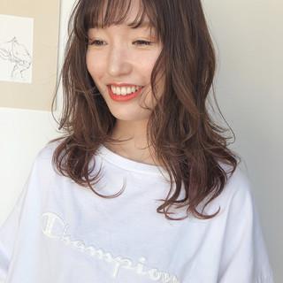 アンニュイほつれヘア グレージュ ミルクティーベージュ ミルクティーグレージュ ヘアスタイルや髪型の写真・画像