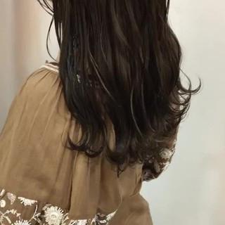 大人可愛い ナチュラル 黒髪 デート ヘアスタイルや髪型の写真・画像 ヘアスタイルや髪型の写真・画像