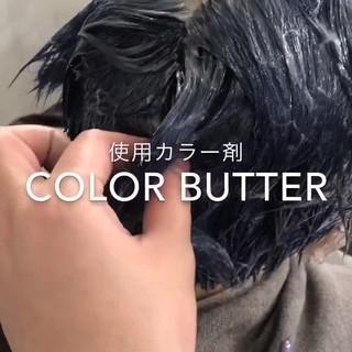 透明感カラー モード イルミナカラー 外国人風カラー ヘアスタイルや髪型の写真・画像