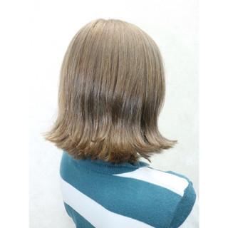デート アウトドア ボブ こなれ感 ヘアスタイルや髪型の写真・画像