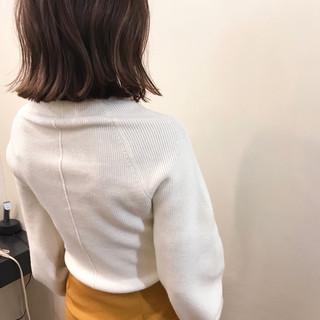 女子力 ハイライト ボブ 大人かわいい ヘアスタイルや髪型の写真・画像