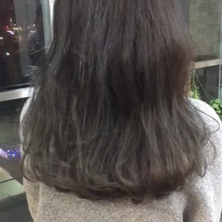 ヘアカラー アンニュイほつれヘア ヘアアレンジ フェミニン ヘアスタイルや髪型の写真・画像