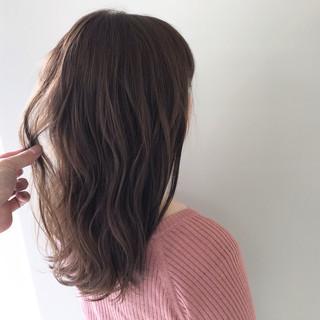 ヘアアレンジ セミロング 簡単ヘアアレンジ デート ヘアスタイルや髪型の写真・画像