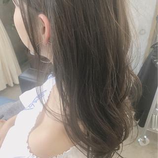 ハイライト デート ローライト ナチュラル ヘアスタイルや髪型の写真・画像