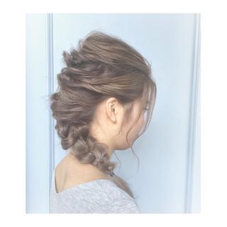 ロング ゆるふわ 外国人風 ヘアアレンジ ヘアスタイルや髪型の写真・画像 ヘアスタイルや髪型の写真・画像
