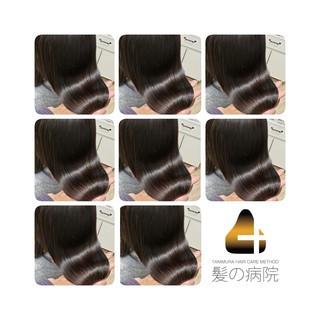 トリートメント 美髪 ナチュラル 頭皮ケア ヘアスタイルや髪型の写真・画像