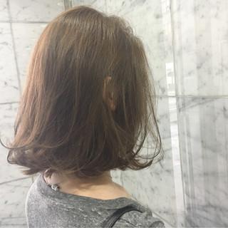 ラベンダーアッシュ ナチュラル リラックス アッシュ ヘアスタイルや髪型の写真・画像