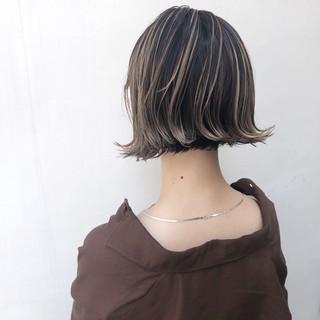 パーマ 外国人風カラー グレージュ アンニュイほつれヘア ヘアスタイルや髪型の写真・画像