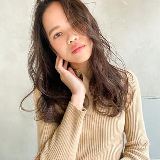 春にも暗髪がおすすめ♪人気のベージュ系・グレージュ系カラーを紹介!