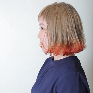 山本尚也さんのヘアスナップ